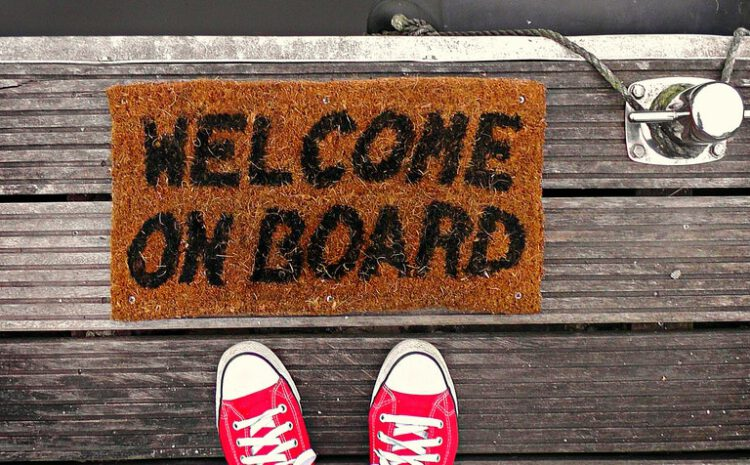 Professionelles Onboarding